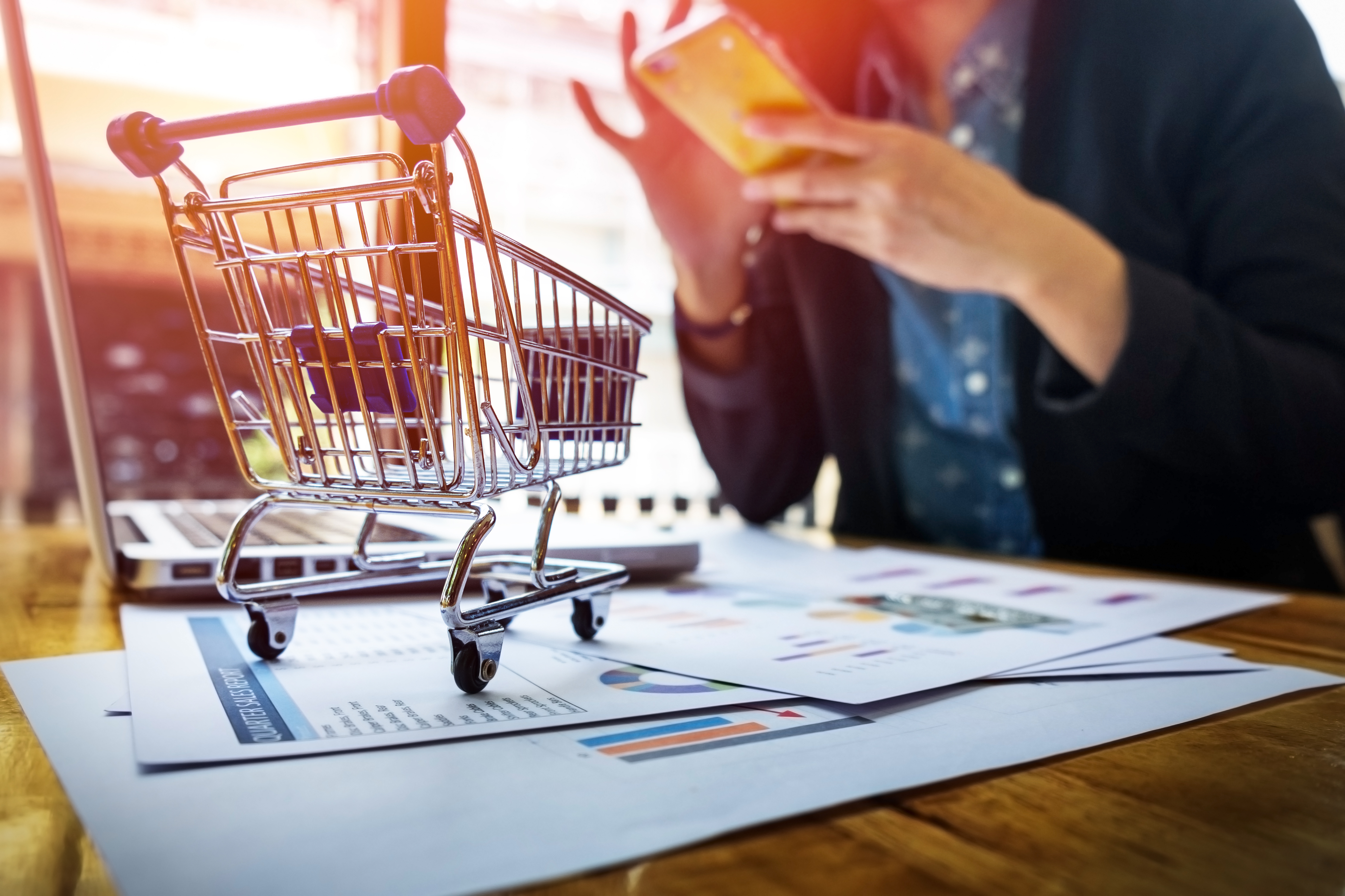 Impact of E commerce on Supply Chain Management